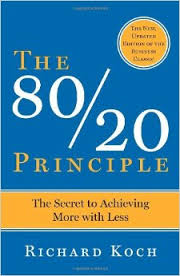 80-20 Principle Book Cover